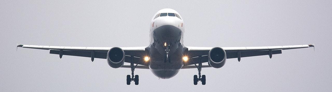 Plane departure arrivals